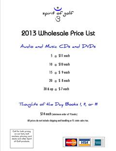 Thumbnail image for 2013 Wholesale Price List